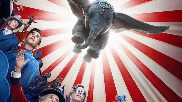 Live-Action DUMBO –  Check out the New Trailer & Poster #Dumbo