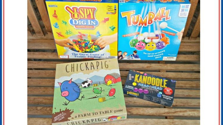 #Win a Family Game Night Pack, Open to USA, ends 11/27 #MEGAChristmas18