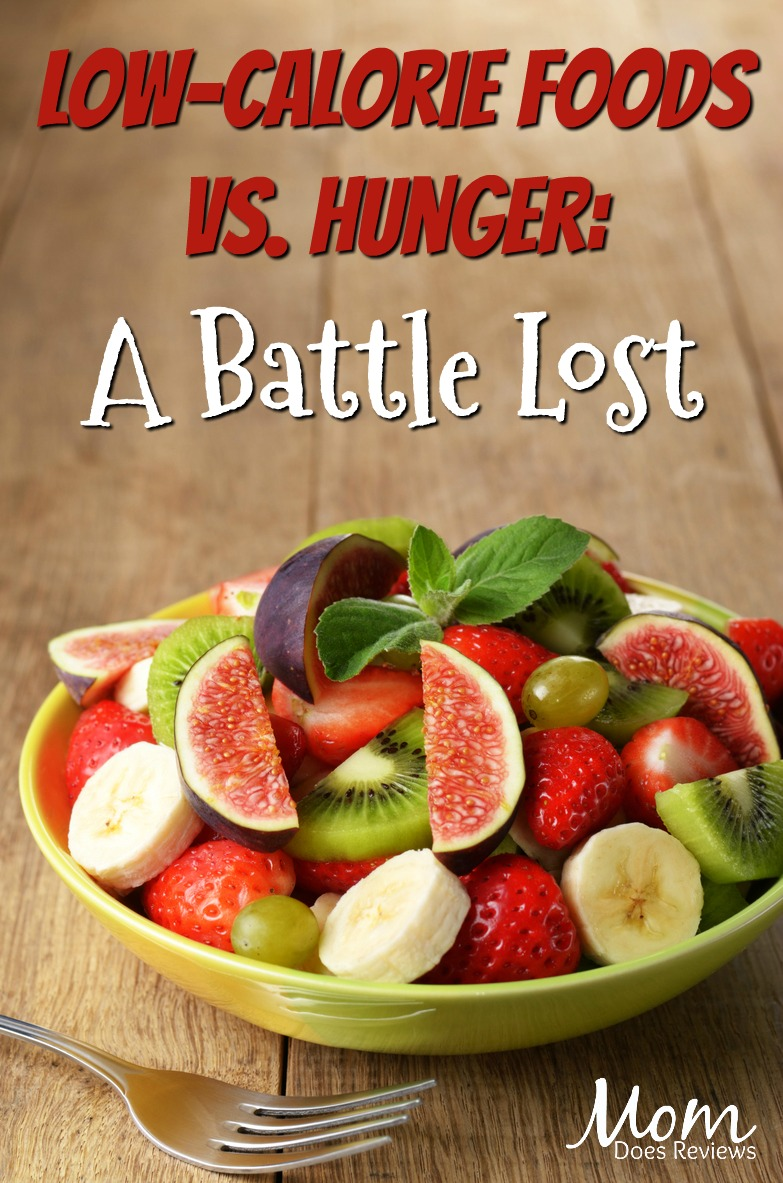 Low-Calorie Foods Vs. Hunger: A Battle Lost #diet #foods #lowcalorie