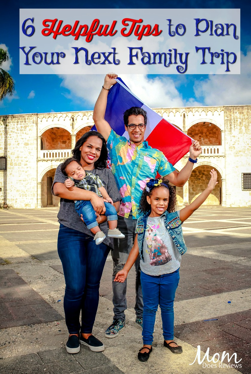 Plan Your Next Family Holiday Trip With These 6 Helpful Tips #travel #vacation #holiday #trip #family