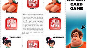 RALPH BREAKS THE INTERNET – Coloring Pages #printables #RalphBreaksTheInternet