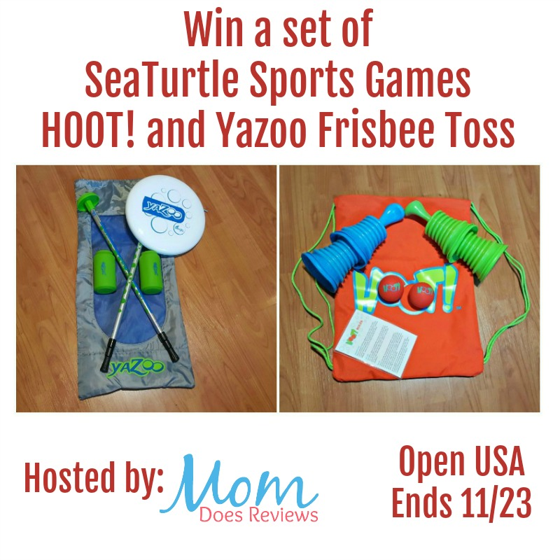 SeaTurtle Sports Games Giveaway
