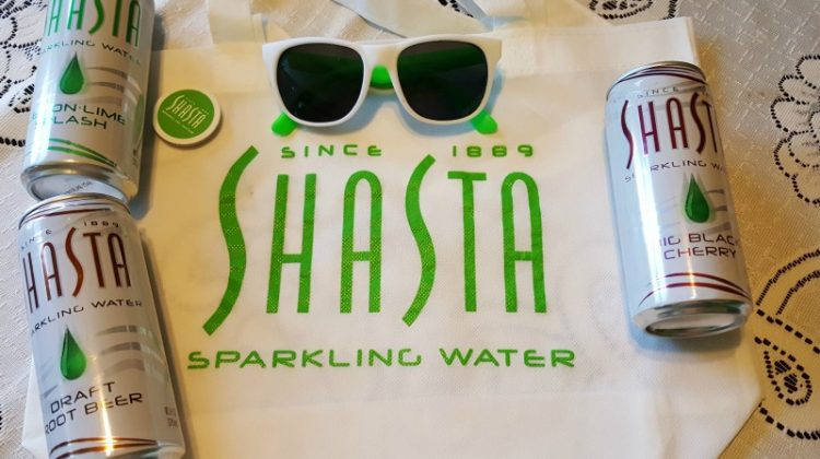 Replace Your Soda with Shasta Sparkling Water #MEGAChristmas18