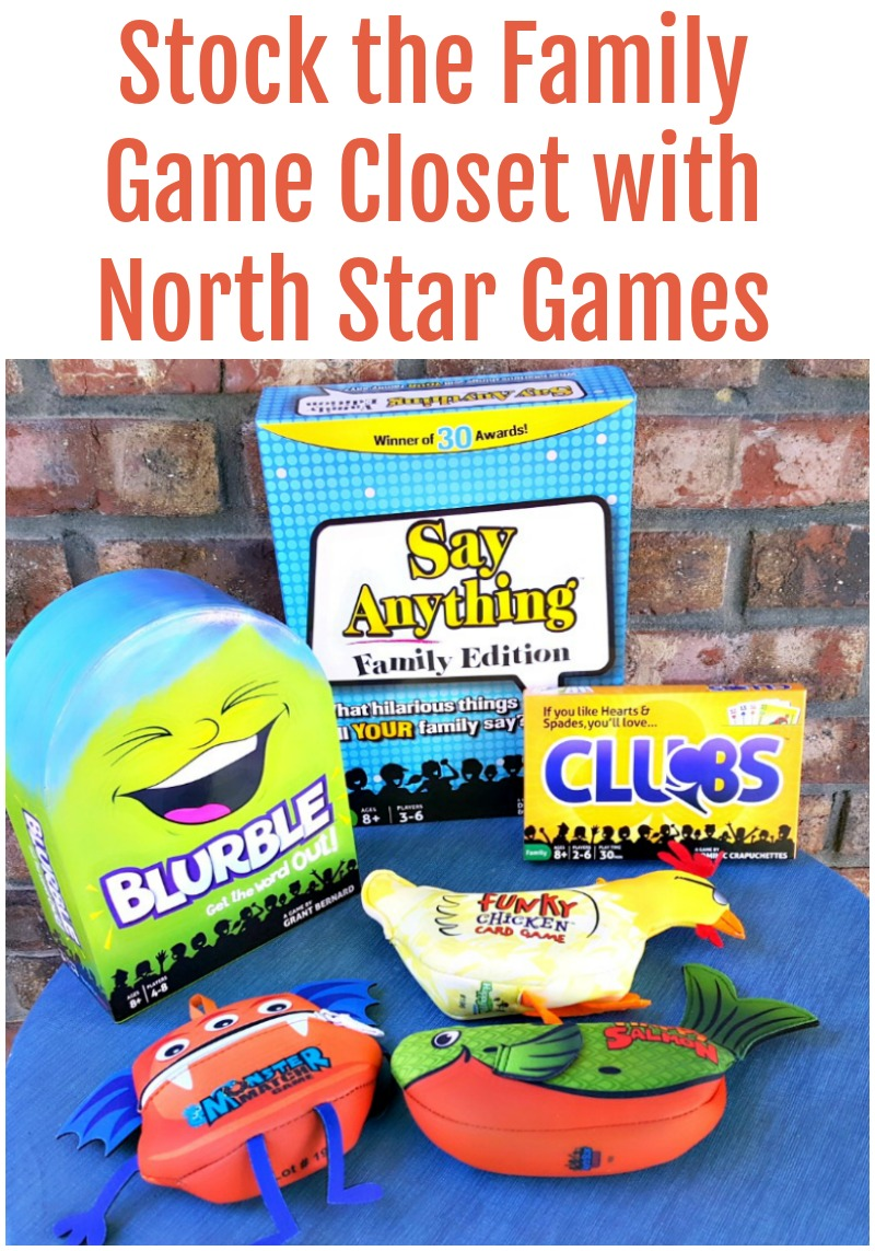 Stock the Family Game Closet