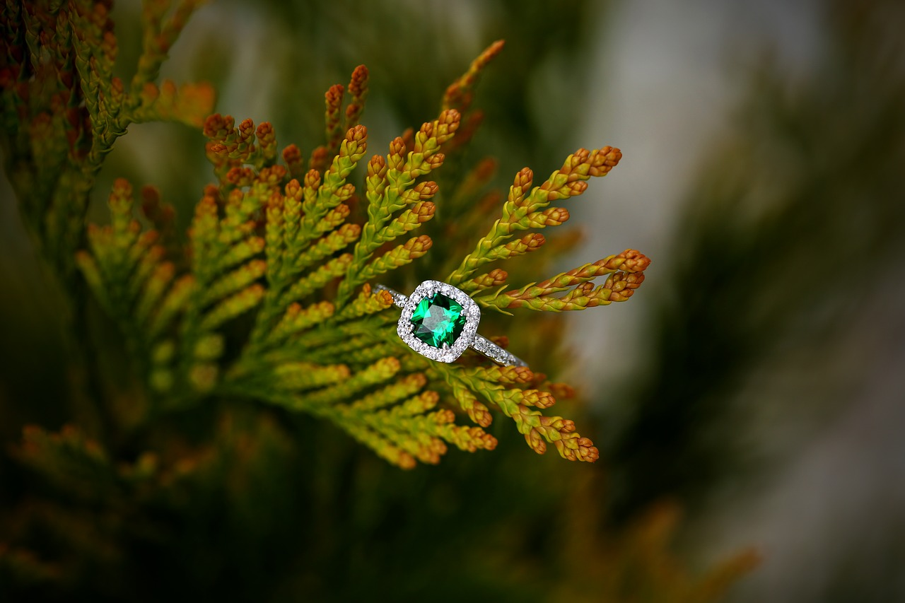 Diamond Rings Are So Last Decade. Try These 6 Engagement Ring Combos Instead