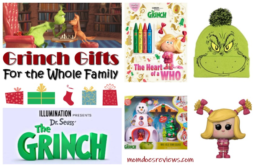 Grinch Gifts for the Whole Family