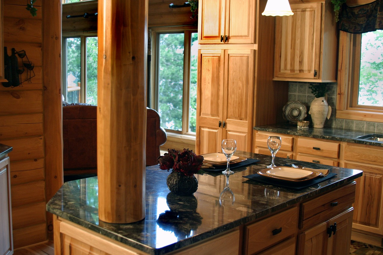 10 Good Reasons to Add Granite Countertops to Your Kitchen