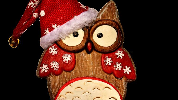 Owl Christmas Decorations #MEGAChristmas18