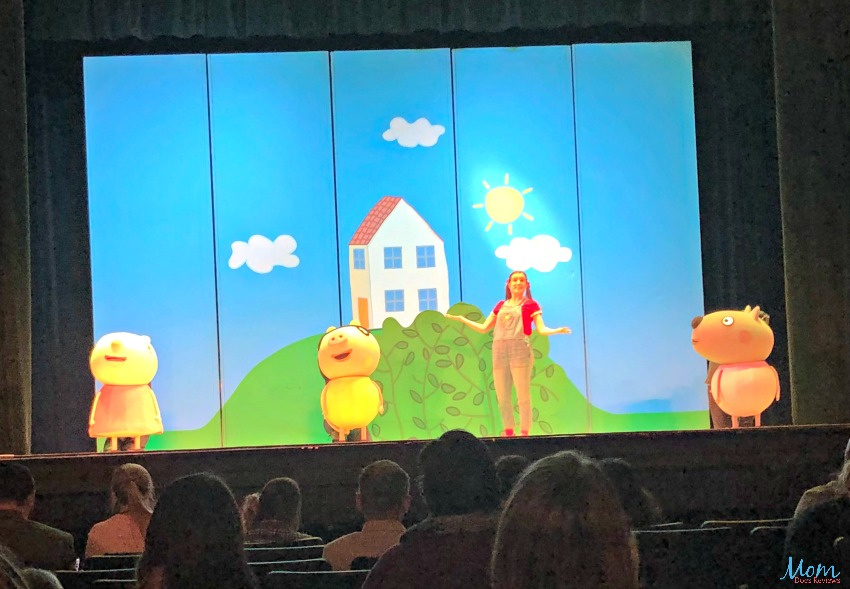 Peppa Pig Live Is Great Family Fun Review