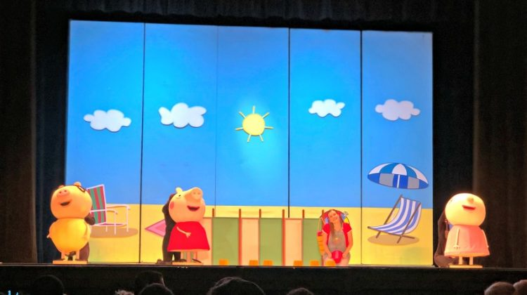 Peppa Pig LIVE! Is Great Family Fun! #Review