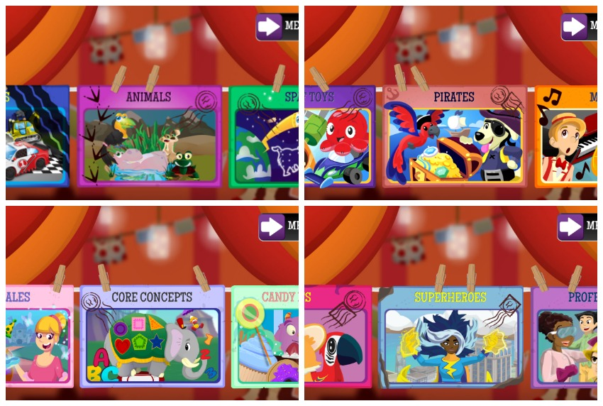 Puzzingo Puzzles- a Fun, Engaging and Educational App!