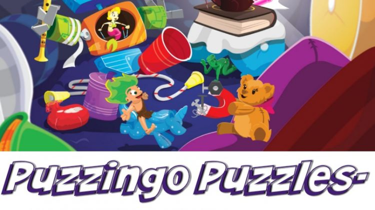 Puzzingo Puzzles- a Fun, Engaging and Educational App! #Puzzingo