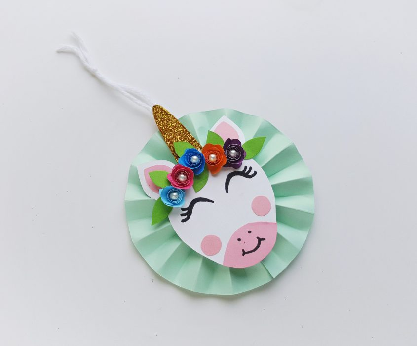 DIY Unicorn Ornament