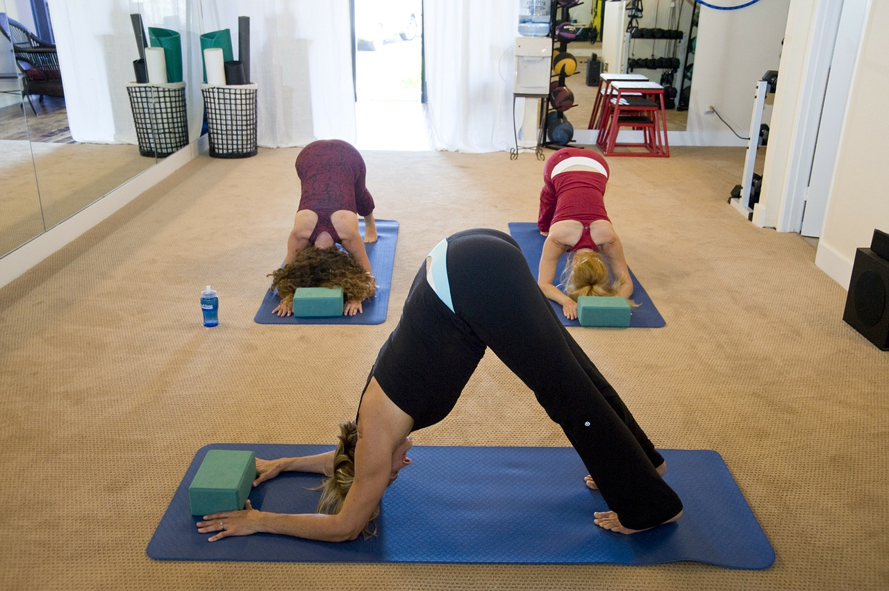 5 Reasons to Consider At-Home Yoga Programs