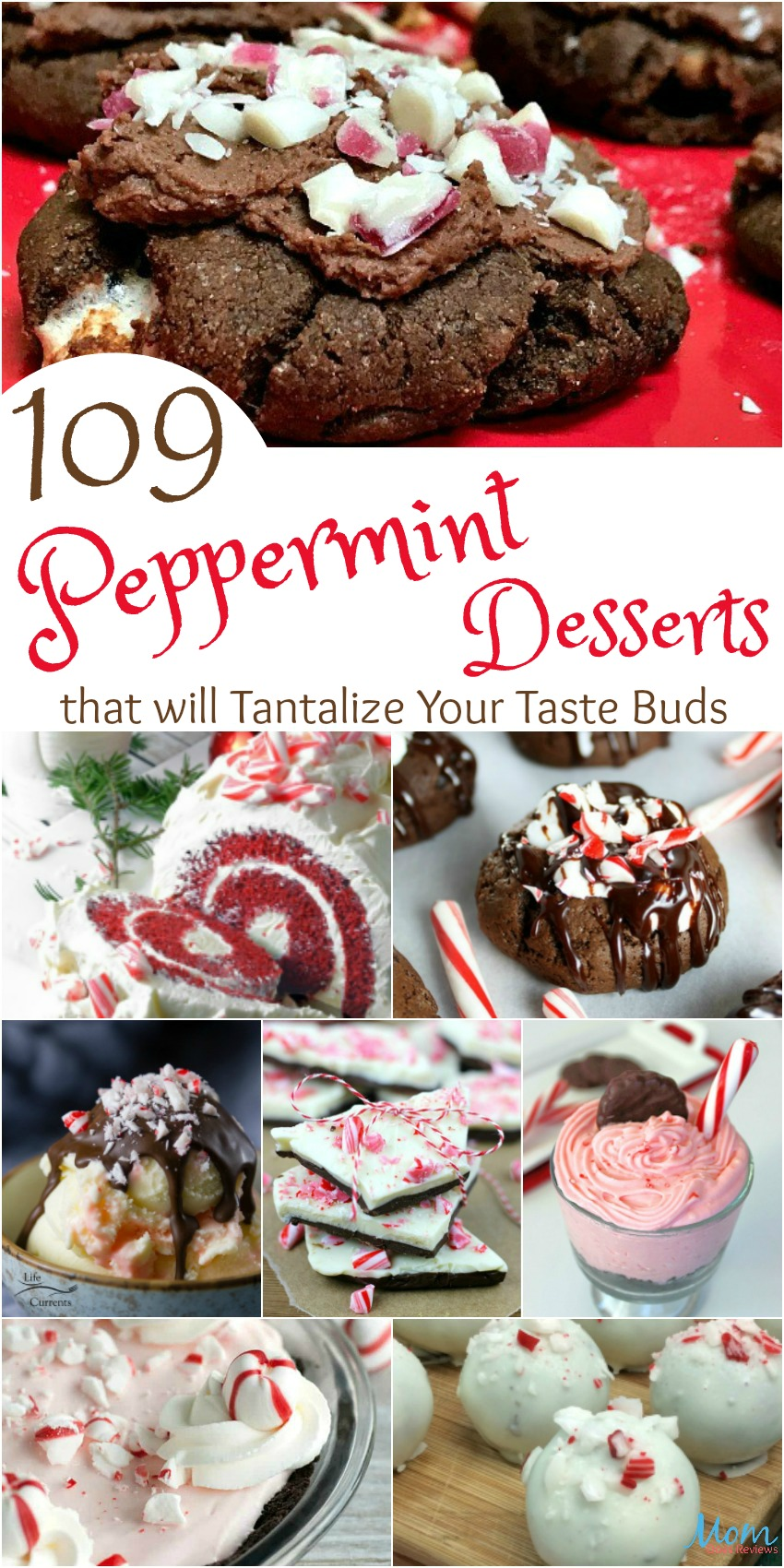 109 Peppermint Desserts that will Tantalize Your Taste Buds #recipes #desserts #sweets #peppermint #yummy