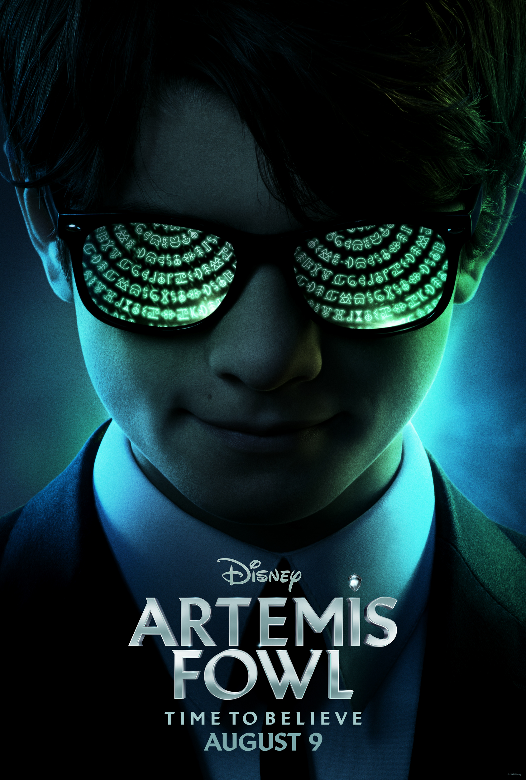 Disney's ARTEMIS FOWL - Check out the Teaser Trailer & Poster #ArtemisFowl #DISNEY #movie #poster