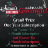Audiobooks giveaway