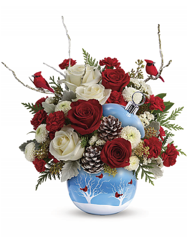 Adorn Your Holiday Table With A Delightful Centerpiece