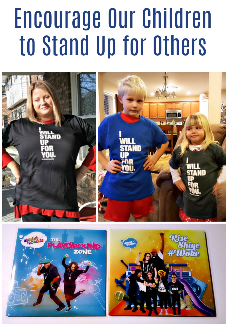 Encourage Our Children to Stand Up for Others