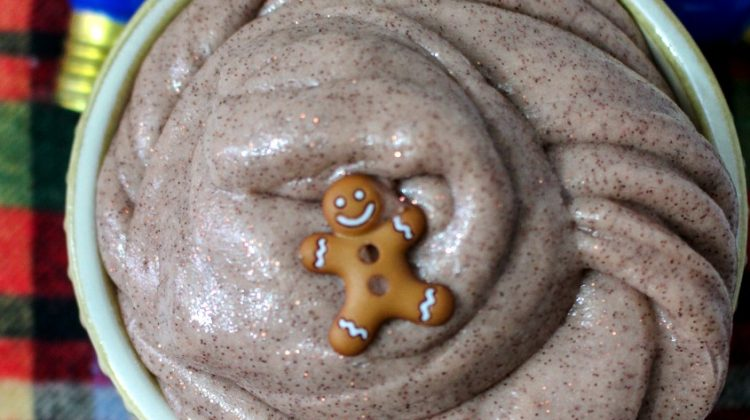 Fun Gingerbread Slime