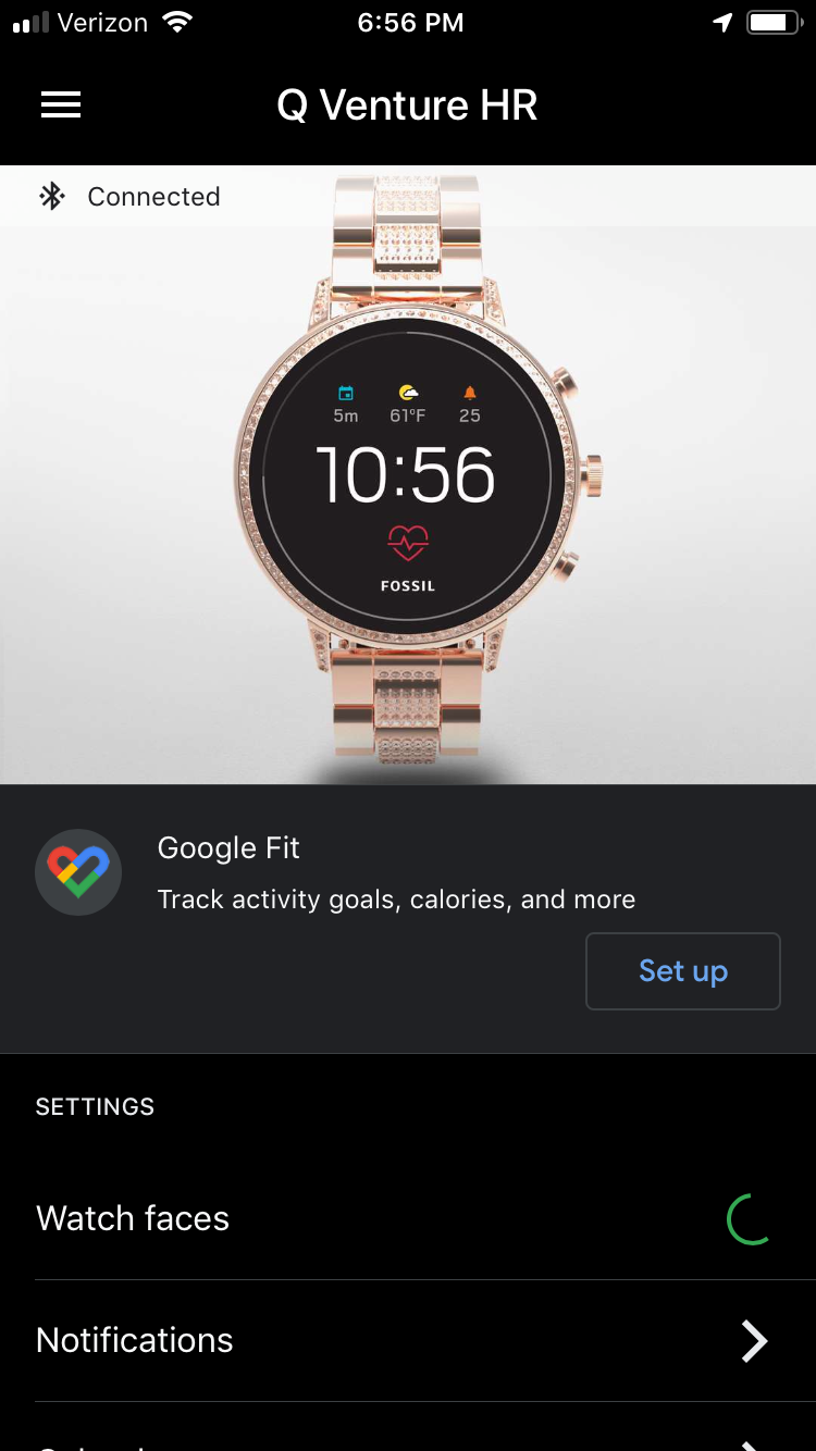 The Fossil - Gen 4 Venture HR Smartwatch- Perfect Christmas Gift! #BestBuy