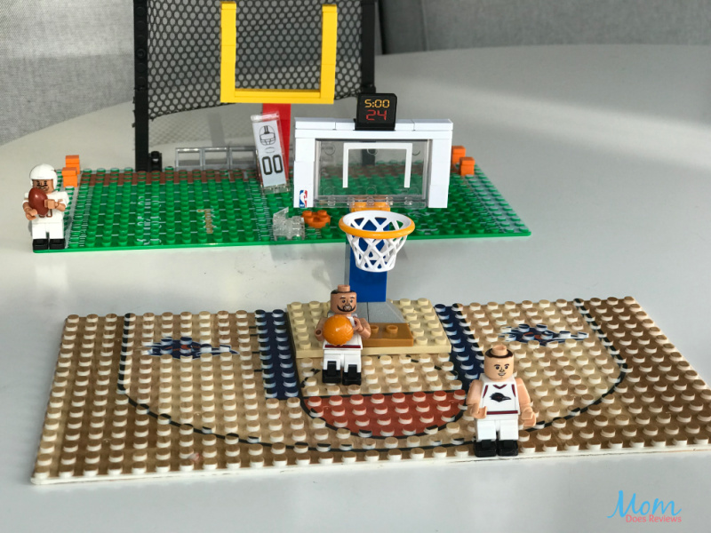 OYO Sports minifig sets
