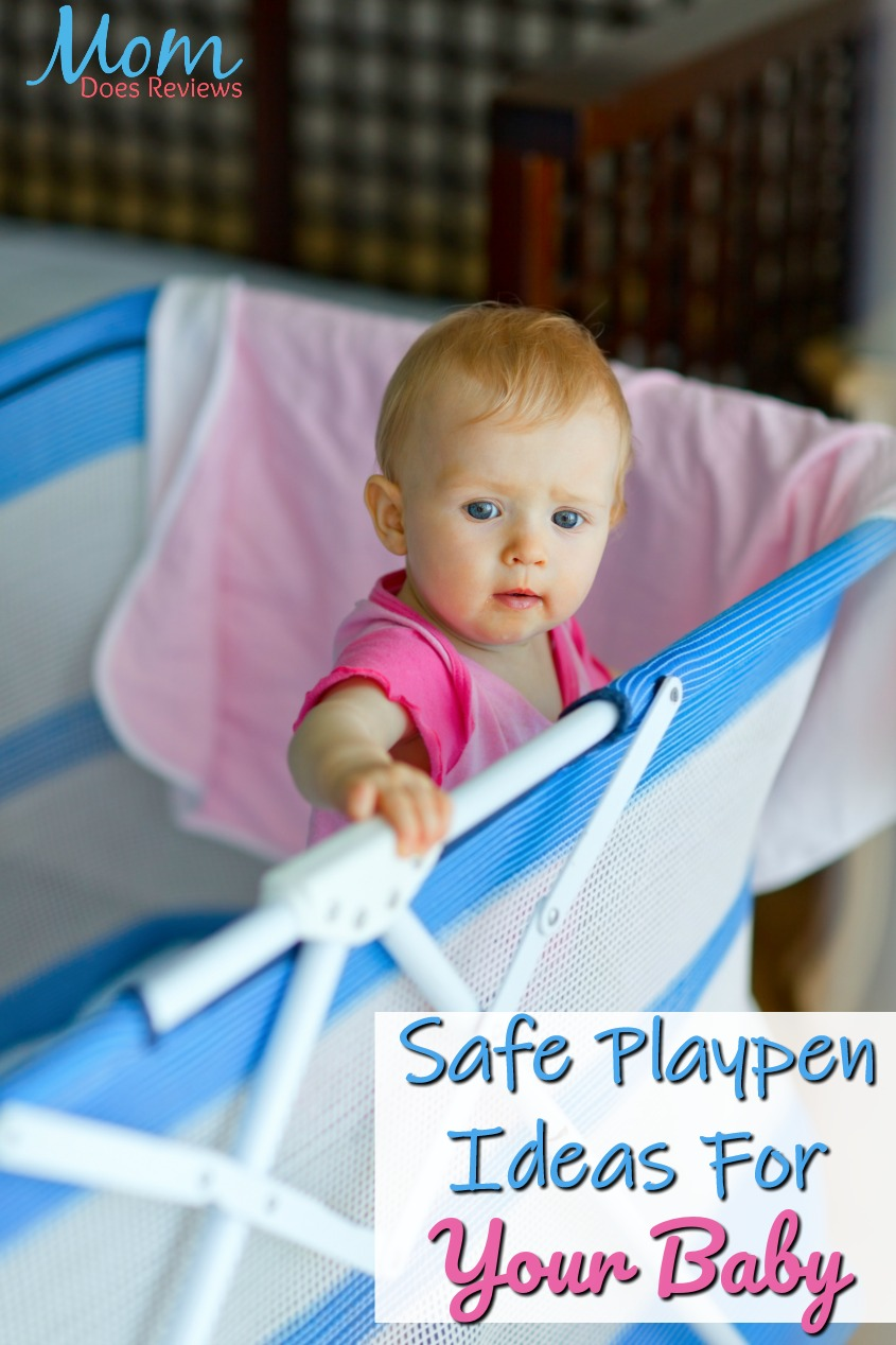 Safe Playpen Ideas For Your Baby #parenting #baby #safety #babies