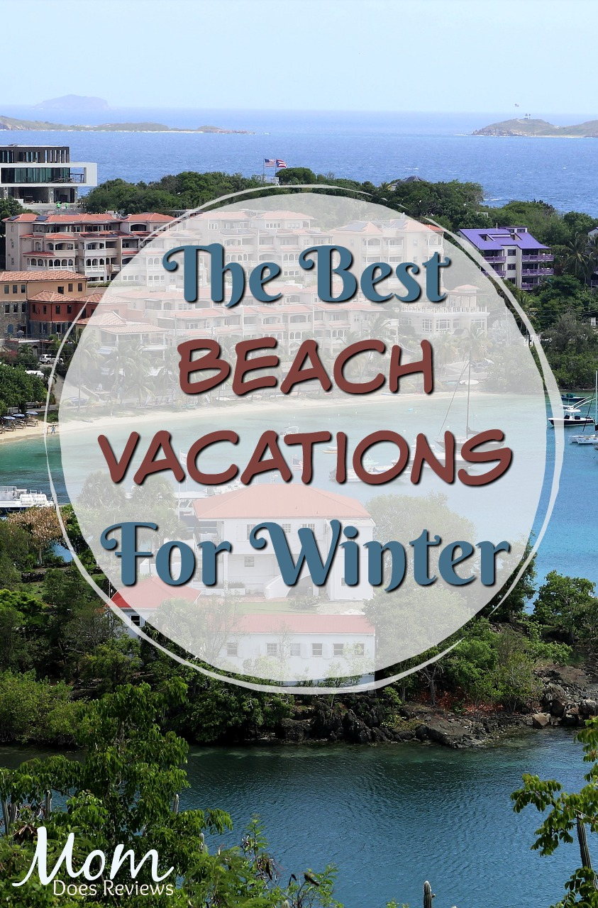 The Best Beach Vacations For Winter #travel #vacation #beach