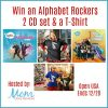 Win a 2 CD Set and a T-Shirt