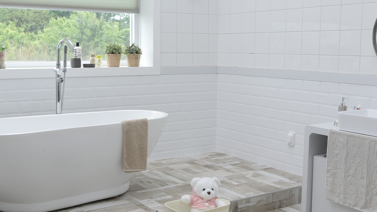 A Mom's Guide to Bathroom Organization