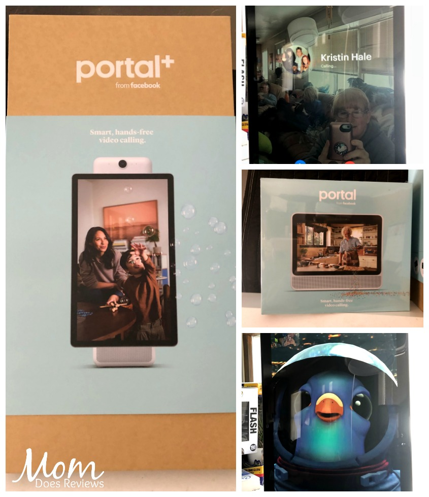 Facebook Portal Video Calling- Keeps Your Family Close from Miles Away! #BestBuy