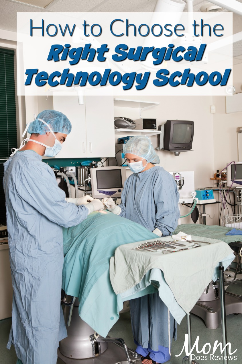 5 Things to Consider in Choosing the Right Surgical Technology School for You