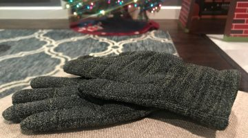 the best texting gloves by Glider Gloves