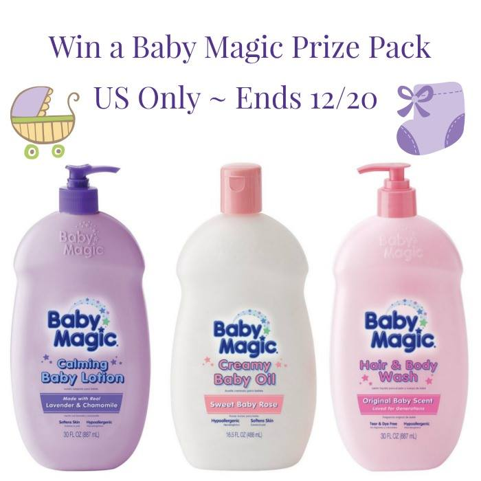 Win Baby Magic Prize Pack
