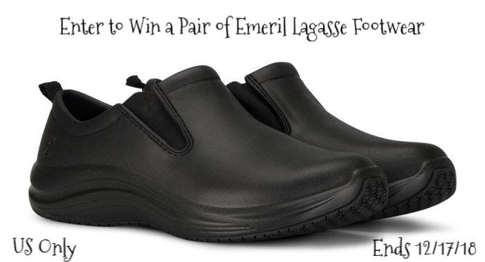 #Win Emeril Lagasse Men's Cooper Pro Shoes