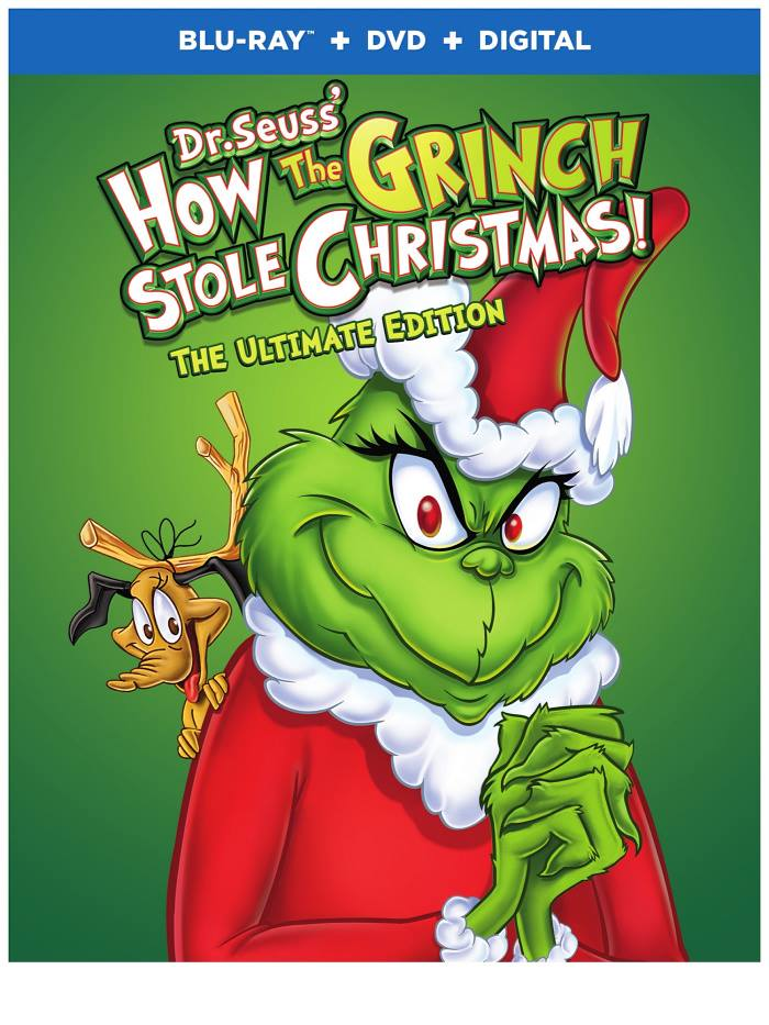 #Win How The Grinch Stole Christmas DVD- US ends 12/16 #MEGAChristmas18