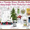 #Win a Manuka Honey Healthy Holiday Prize Pack ($50 value) #ManukaHealth #ShopPRI #MegaChristmas18