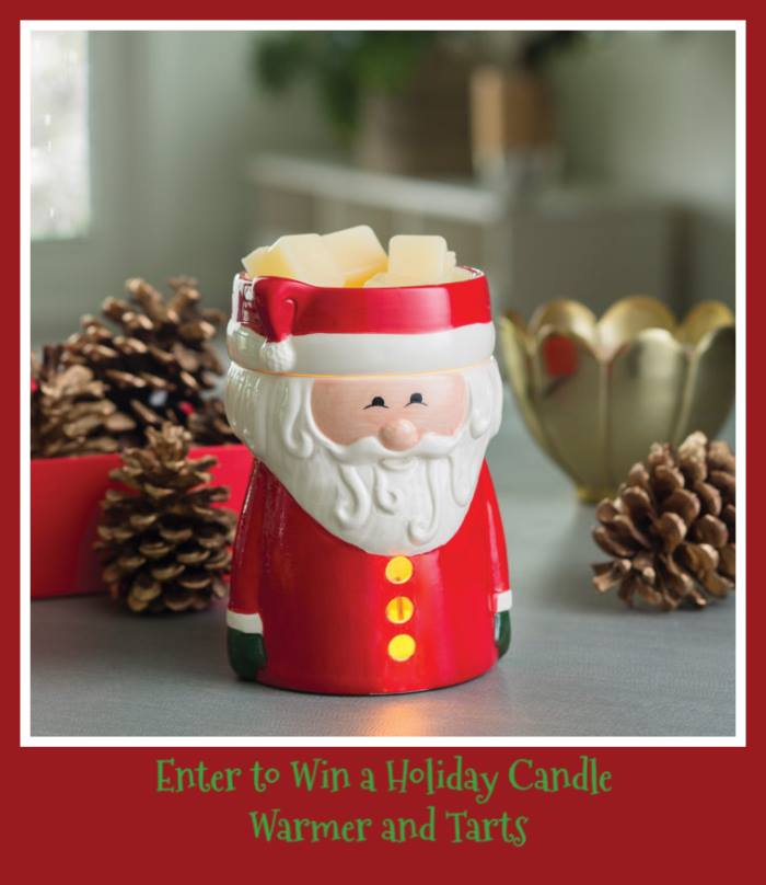 #Win a Festive Holiday Candle Warmer and Tarts. US Only, ends 12/21 #MEGAChristmas18