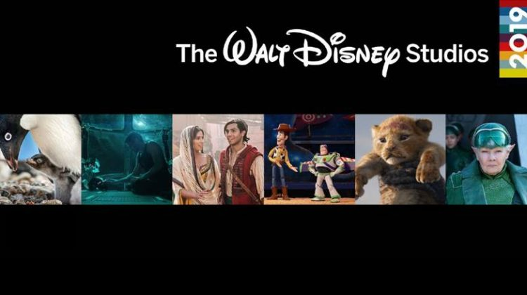 2019 Walt Disney Studios Motion Pictures Slate- See What's Coming!