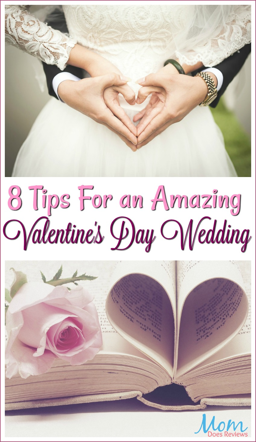8 Simple Tips For an Amazing Valentne's Day Wedding #wedding #fashion #love #valentinesday #weddinggowns #love