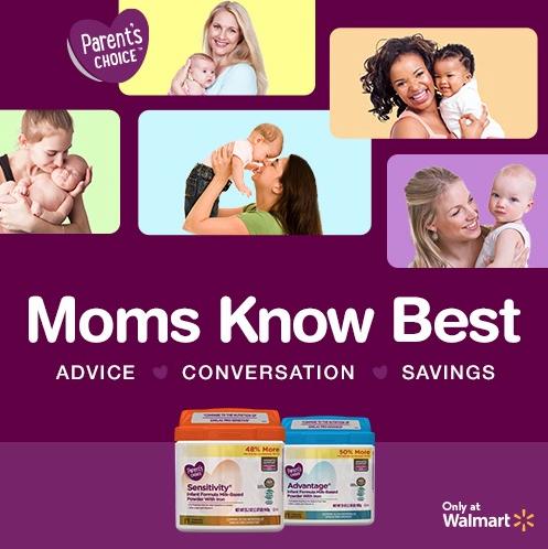 Parent's Choice Formula #MomsKnowBestWM