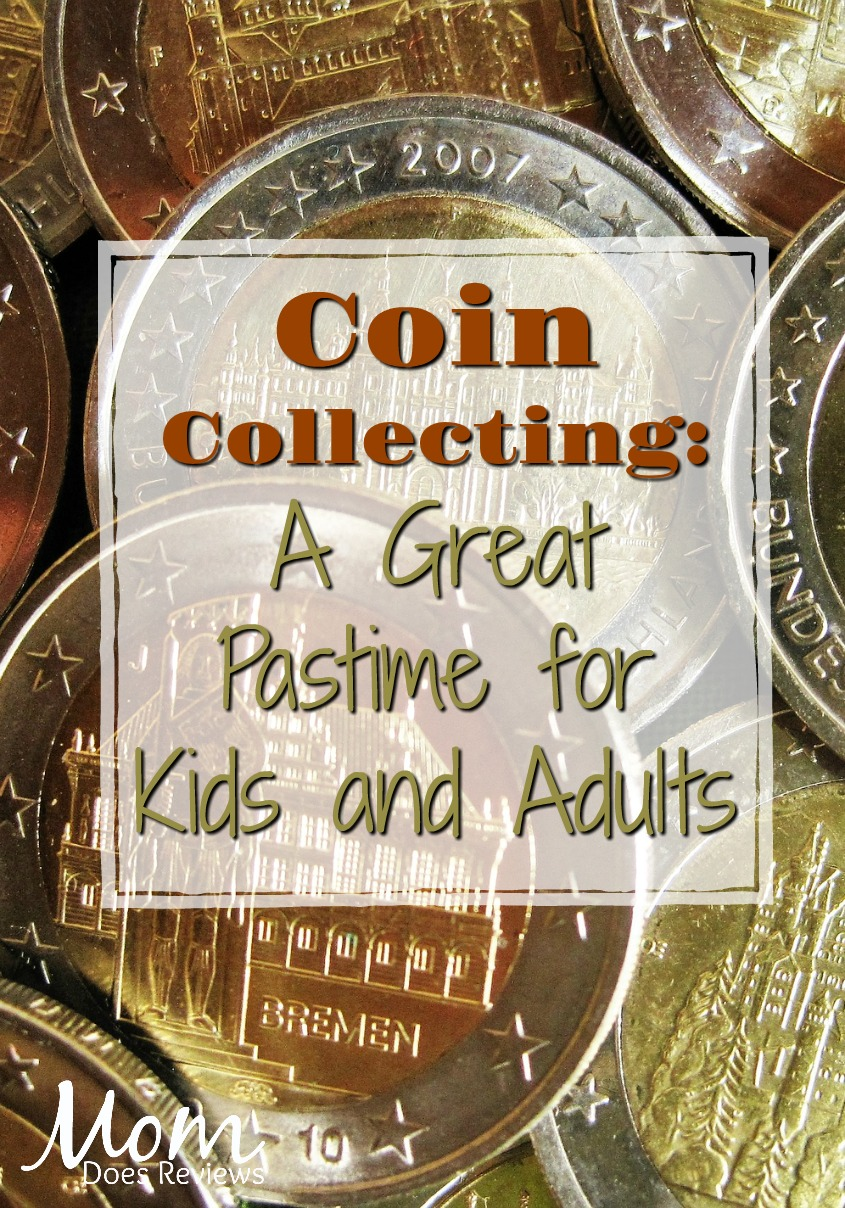 Coin Collecting is a Great Pastime for Kids and Adults Alike #coins #collection #pasttime #family