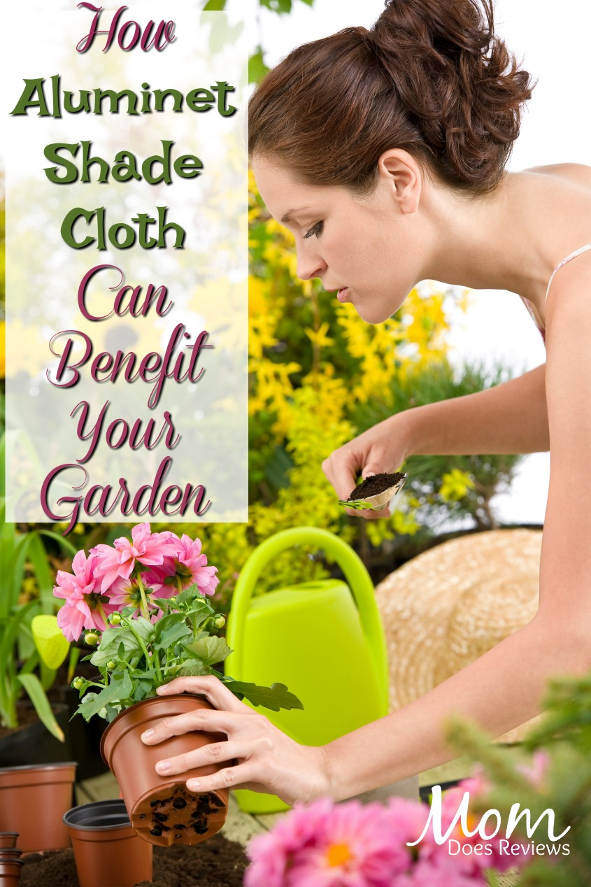 Gardening Help! How Aluminet Shade Cloth Can Benefit Your Garden #shade #flowers #plants #garden #gardening