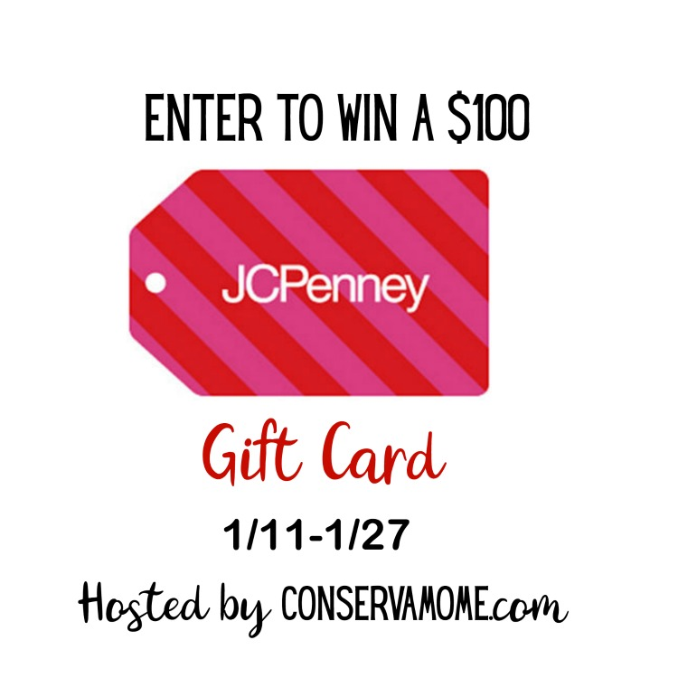 #Win $100 JCPenney GC! US ends 1/27