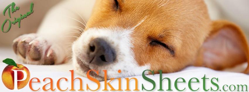 PeachSkinSheets for a Dreamy Night's Sleep