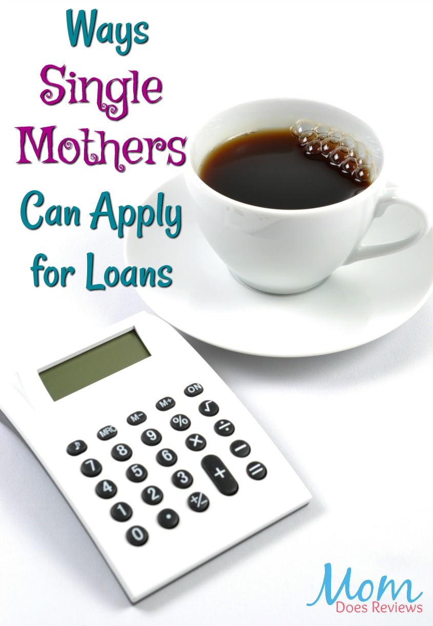 The Easiest Ways Single Mothers Can Apply for Loans #finances #loans #budgets