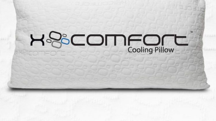 Treat your Sweetheart to an XOcomfort Cooling Pillow! #Sweet2019
