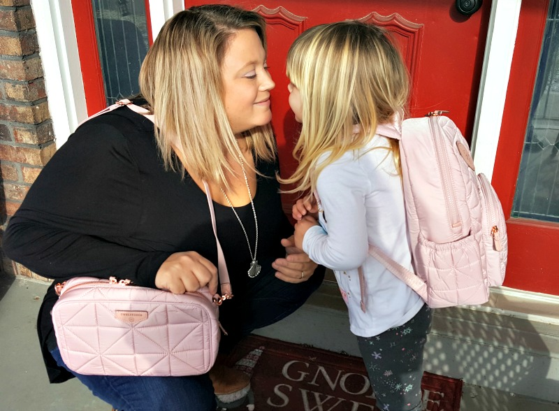 Mommy and Me Matching TWELVElittle's Companion Backpack and Clutch