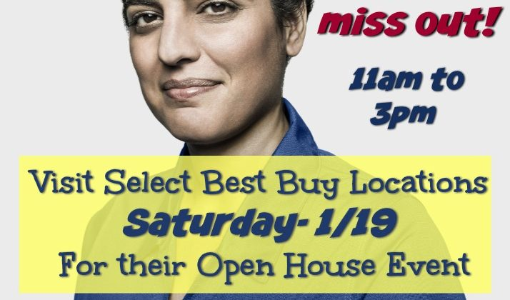 Don't Miss the Best Buy Open House Event at a Store Near You! Exclusive Offers Await You! #BestBuyOpenHouse