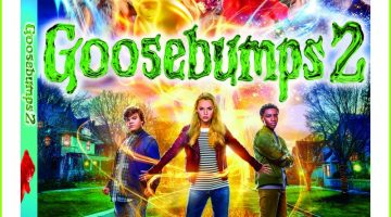 #Win GOOSEBUMPS 2 on Blu-ray! US only, ends 1/26 #Goosebumps2movie